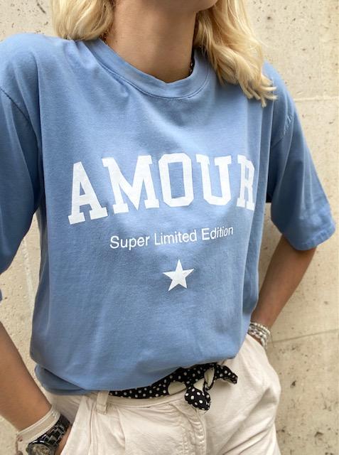 T-Shirt femme Amour - Super Limited Edition